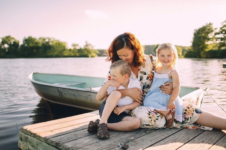 motherhood // livelovesimple.com