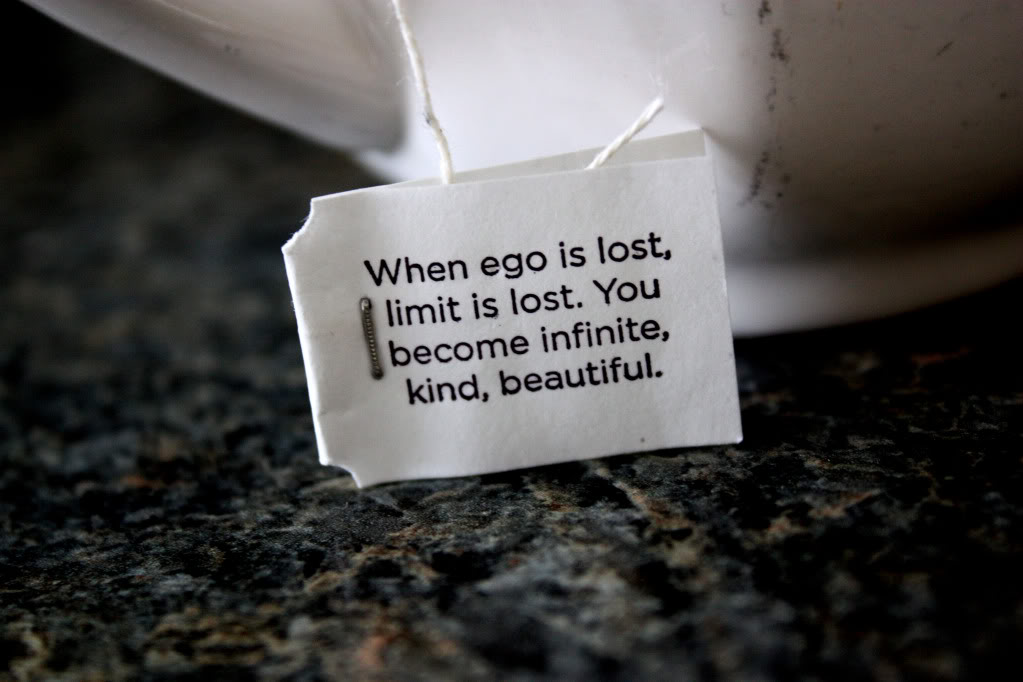 let go of your ego live love simple