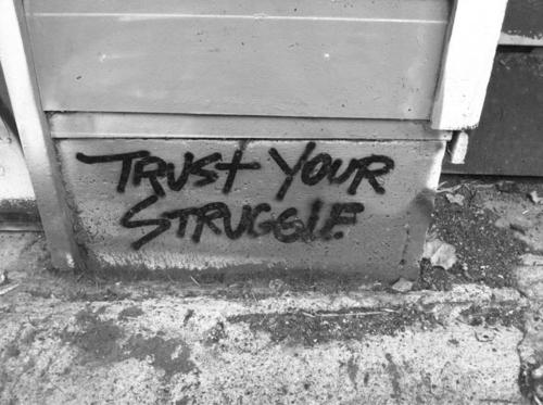 evolutionyou.net | Trust Your Struggle