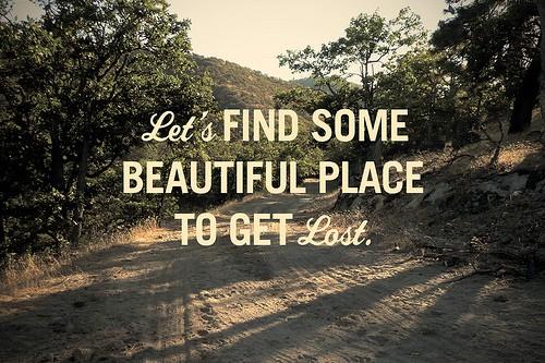 evolutionyou.net | let's get lost