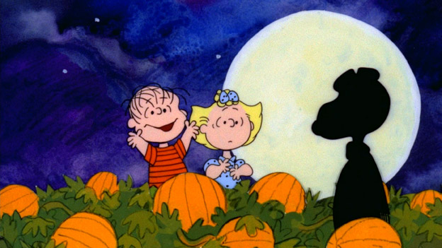 evolutionyou.net   It's the Great Pumpkin, Charlie Brown