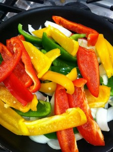 Sausage and Peppers | evolutionyou.net
