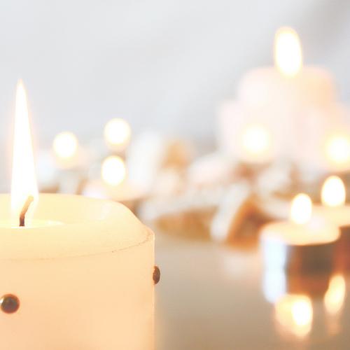 evolutionyou.net | white candles