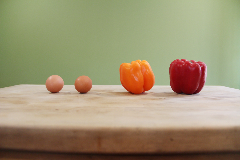 evolutionyou.net   peppers & eggs