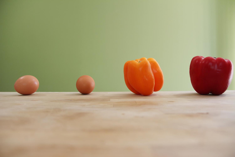 evolutionyou.net | peppers & eggs