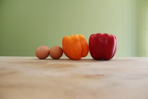 evolutionyou.net | peppers & eggs
