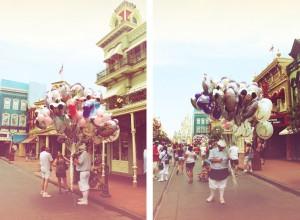 evolution you / Disney World