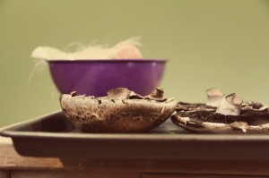 evolutionyou.net | stuffed mushrooms