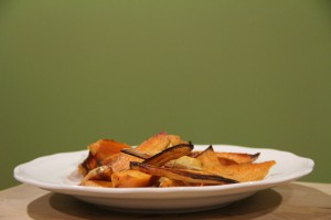 evolutionyou.net | sweet potato fries