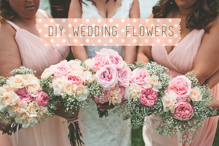 wedding diy flowers