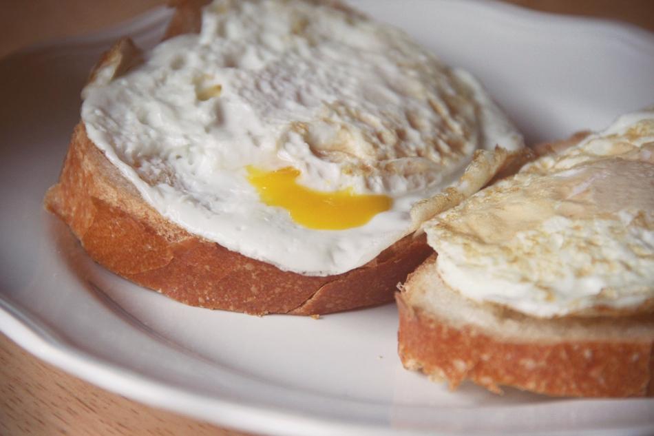 livelovesimple.com | eggs + toast