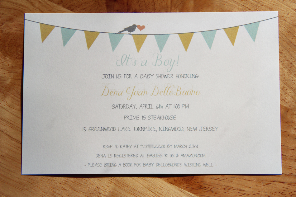 My Baby Shower Invitations – Live, Love, Simple.