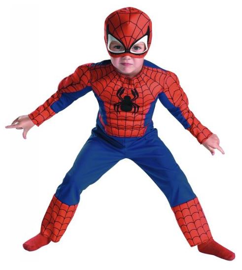 baby-spiderman