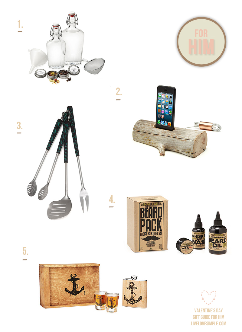Valentine's Day Gift Guide with Uncommon Goods