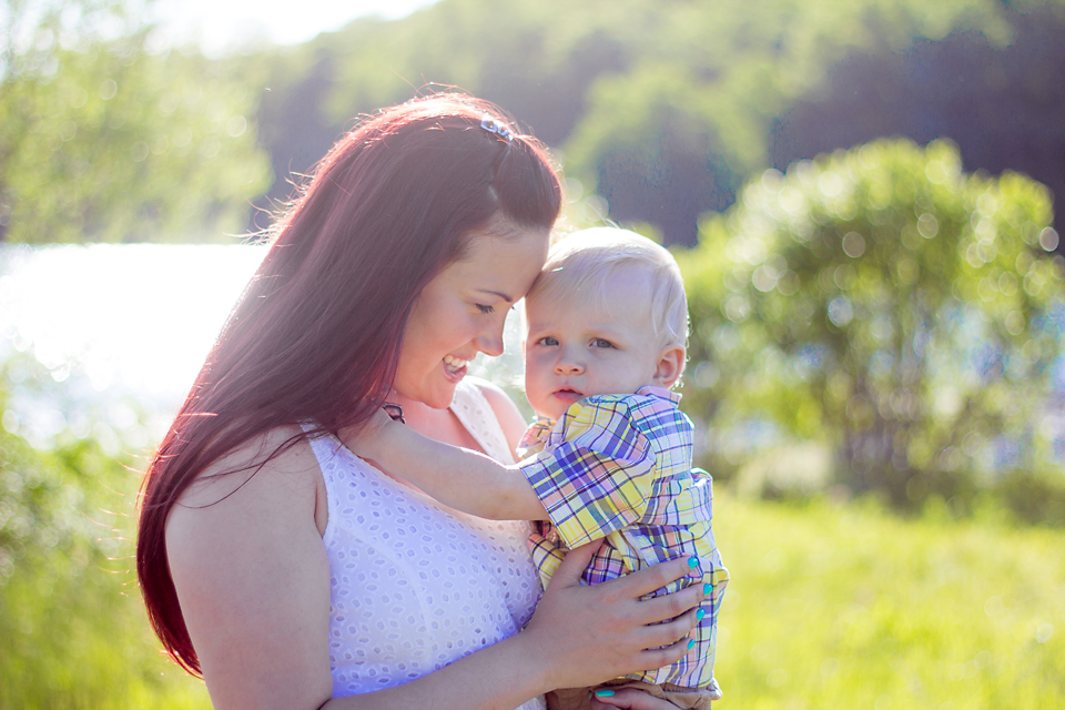 mama & baby | livelovesimple.com