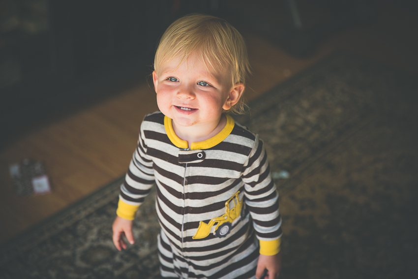 toddler smile | livelovesimple.com