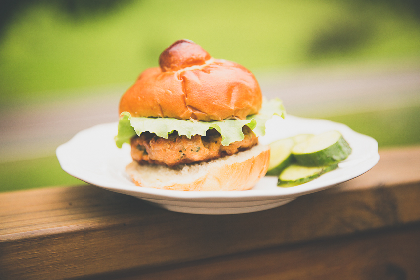 salmon burgers recipe   livelovesimple.com