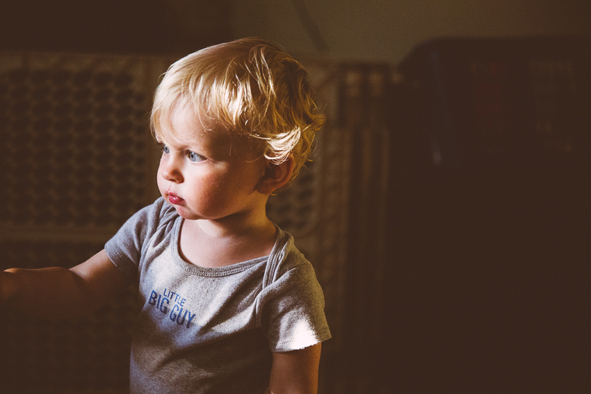 blue eyes toddler | livelovesimple.com