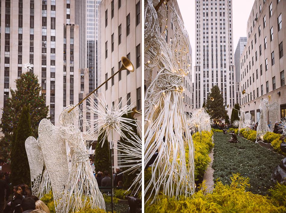 NYC Christmas | livelovesimple.com