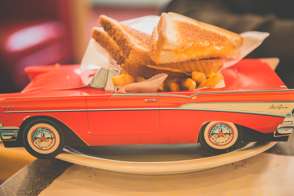 JWs Doo Wop Grill // livelovesimple.com
