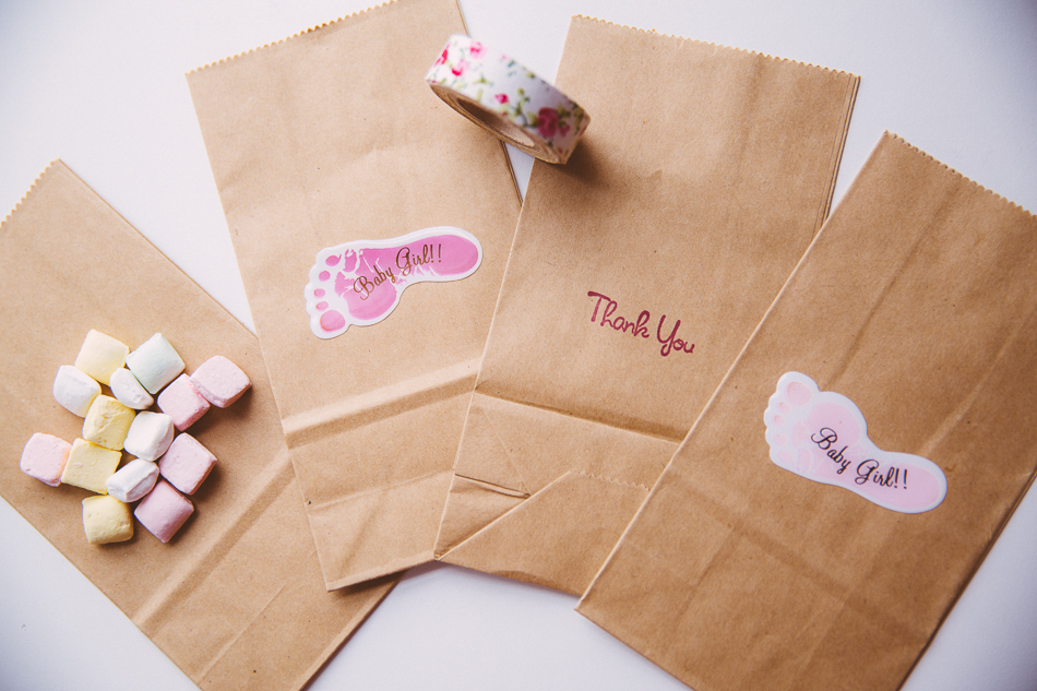 baby shower favors // livelovesimple.com