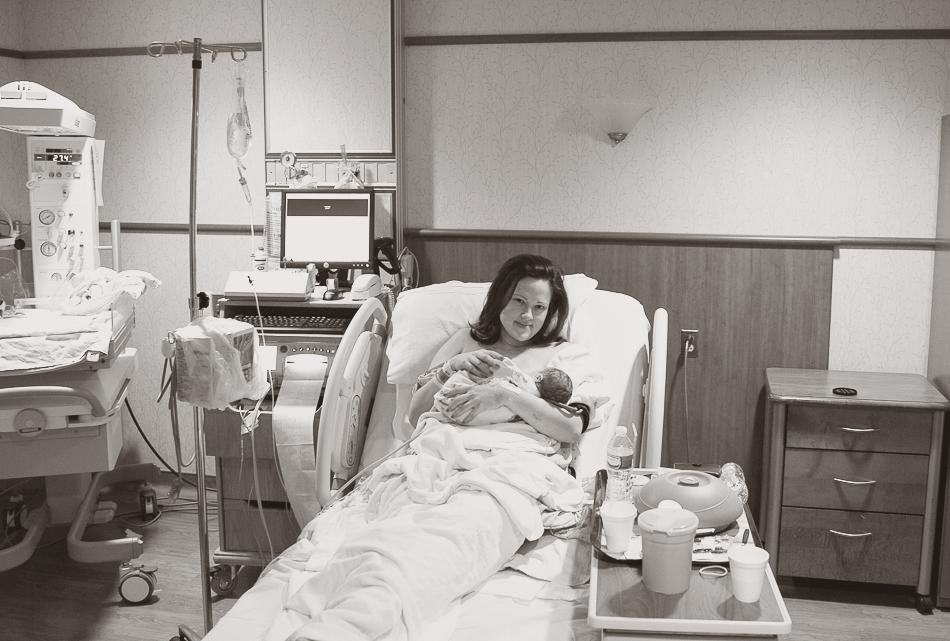 birth story / livelovesimple.com
