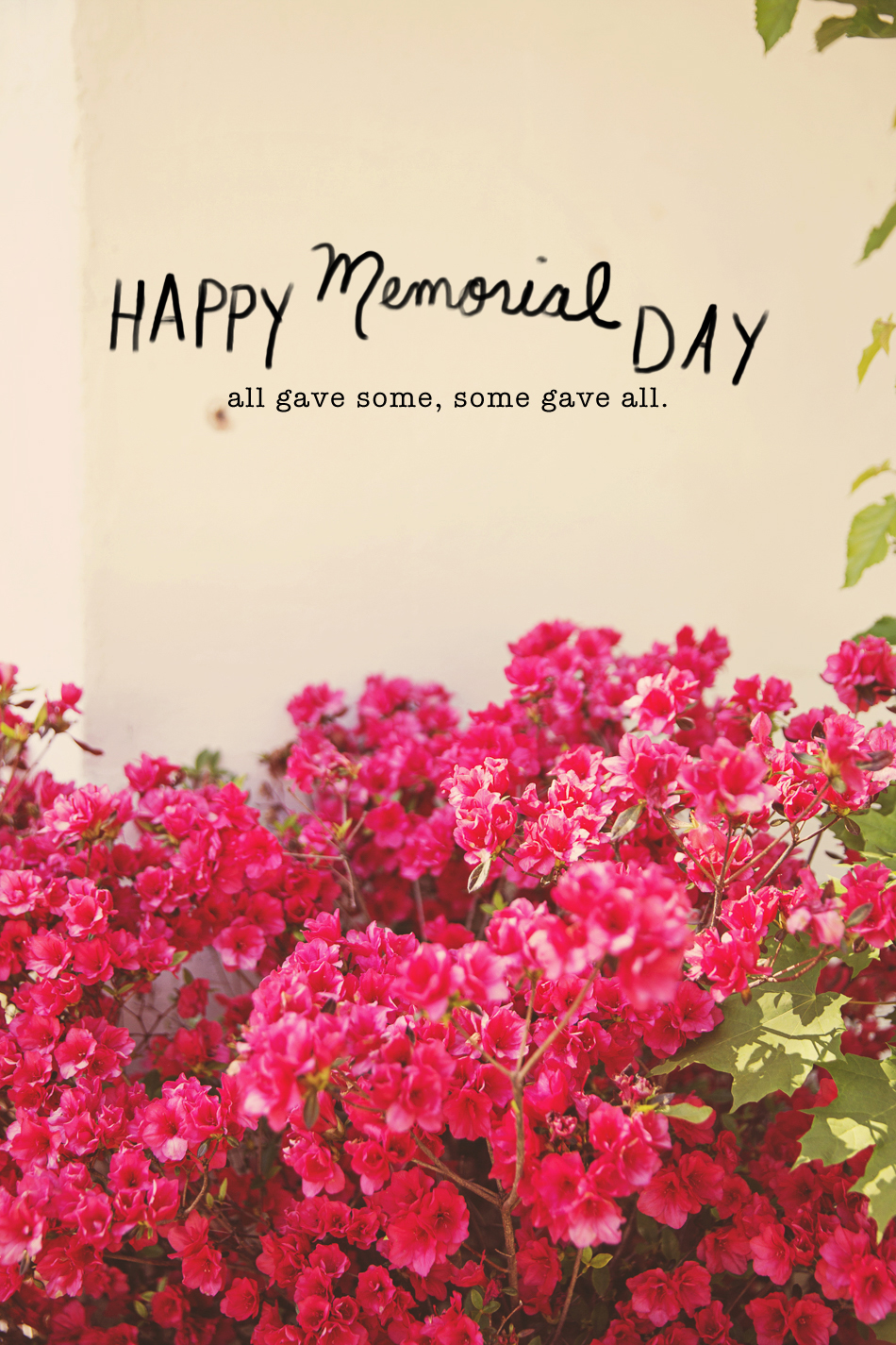 memorial day weekend // livelovesimple.com
