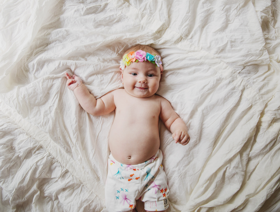 Bare Babies // livelovesimple.com