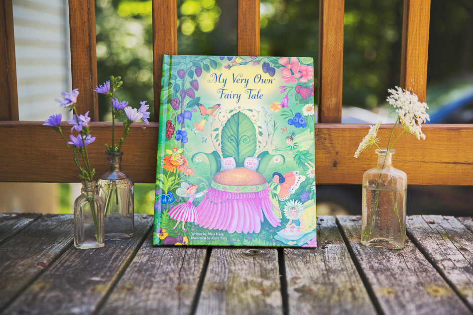 fairy book // livelovesimple.com