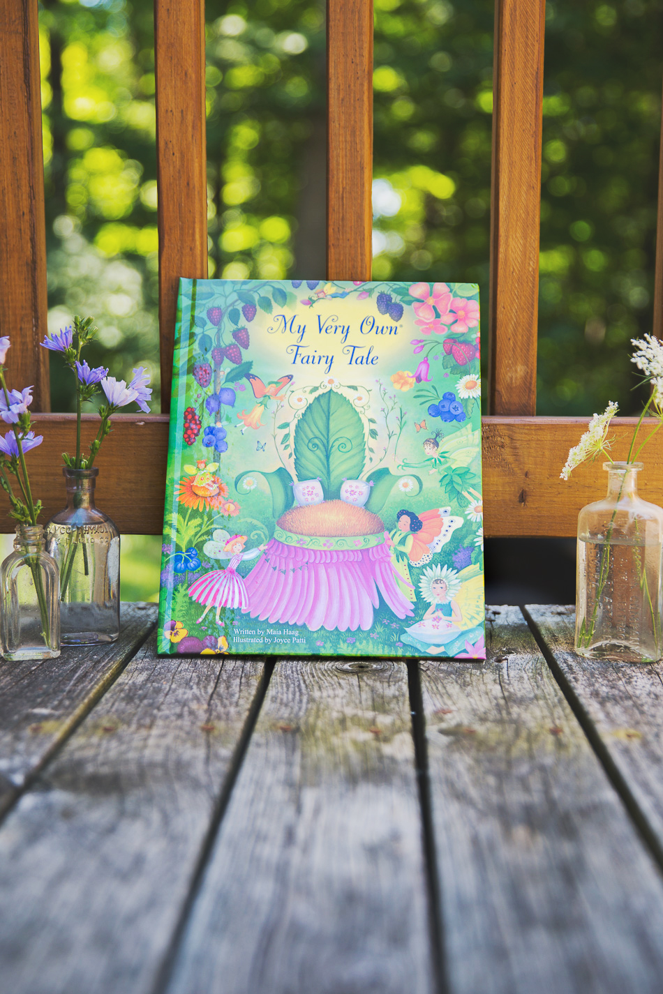 fairy book // livelovesimple.com