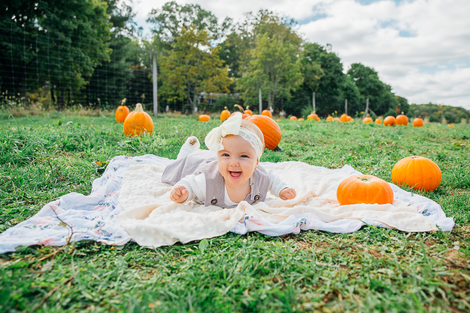 pumpkin picking // livelovesimple.com