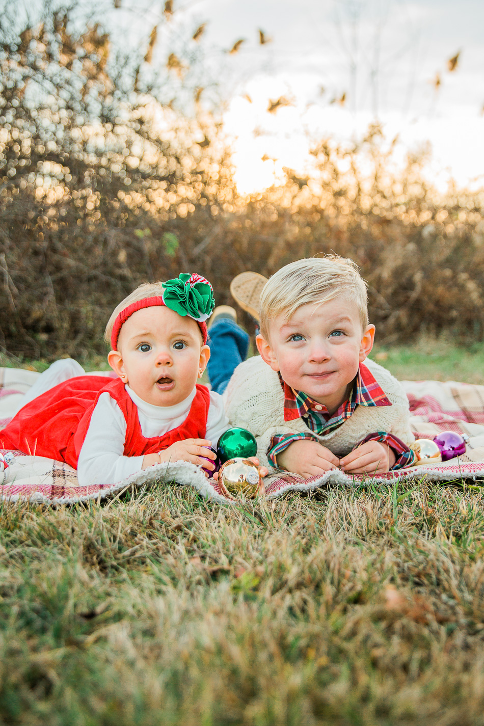 Christmas Card 2015 // livelovesimple.com