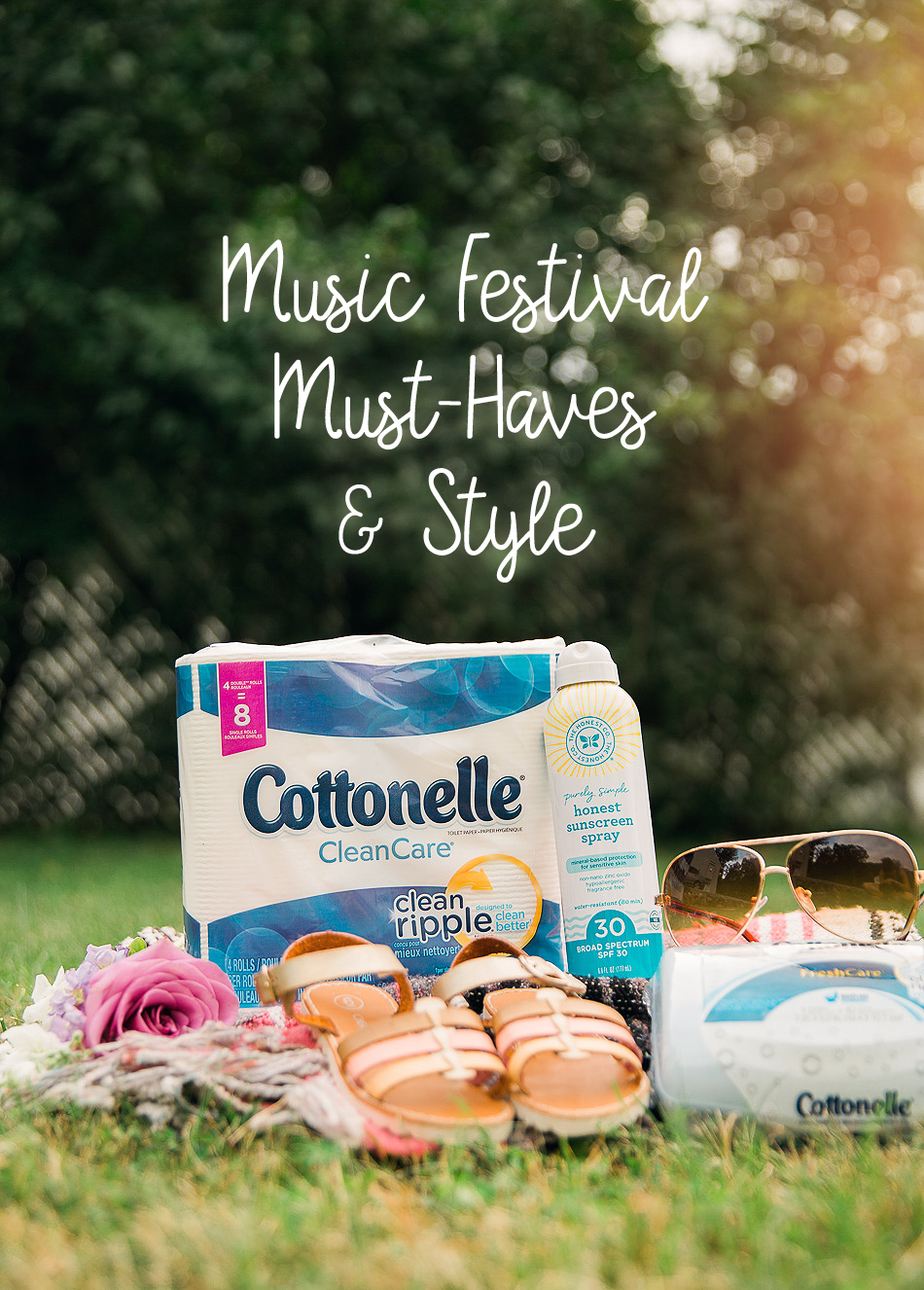 Music Festival Style // livelovesimple.com