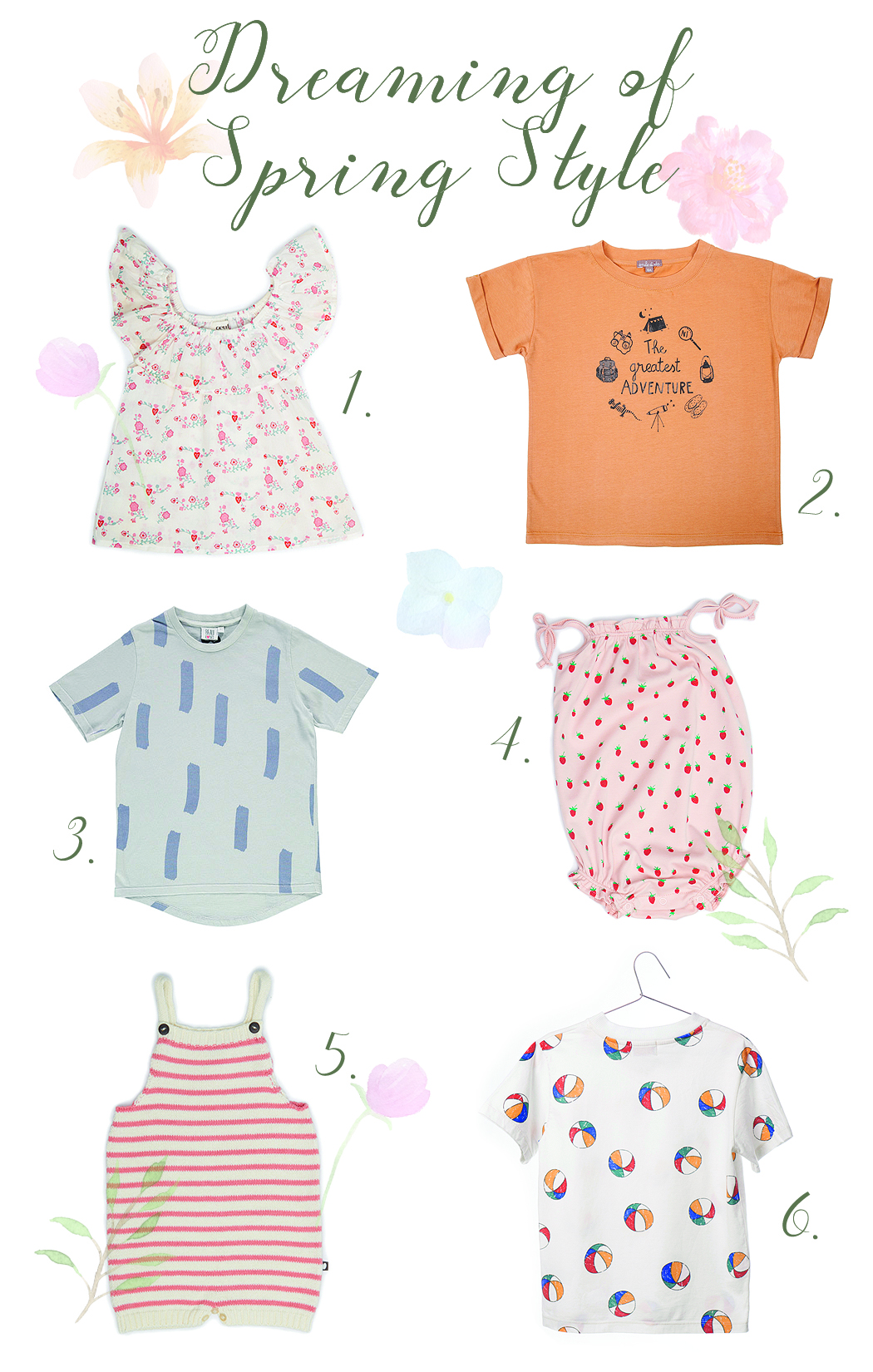 Spring Toddler Style // livelovesimple.com