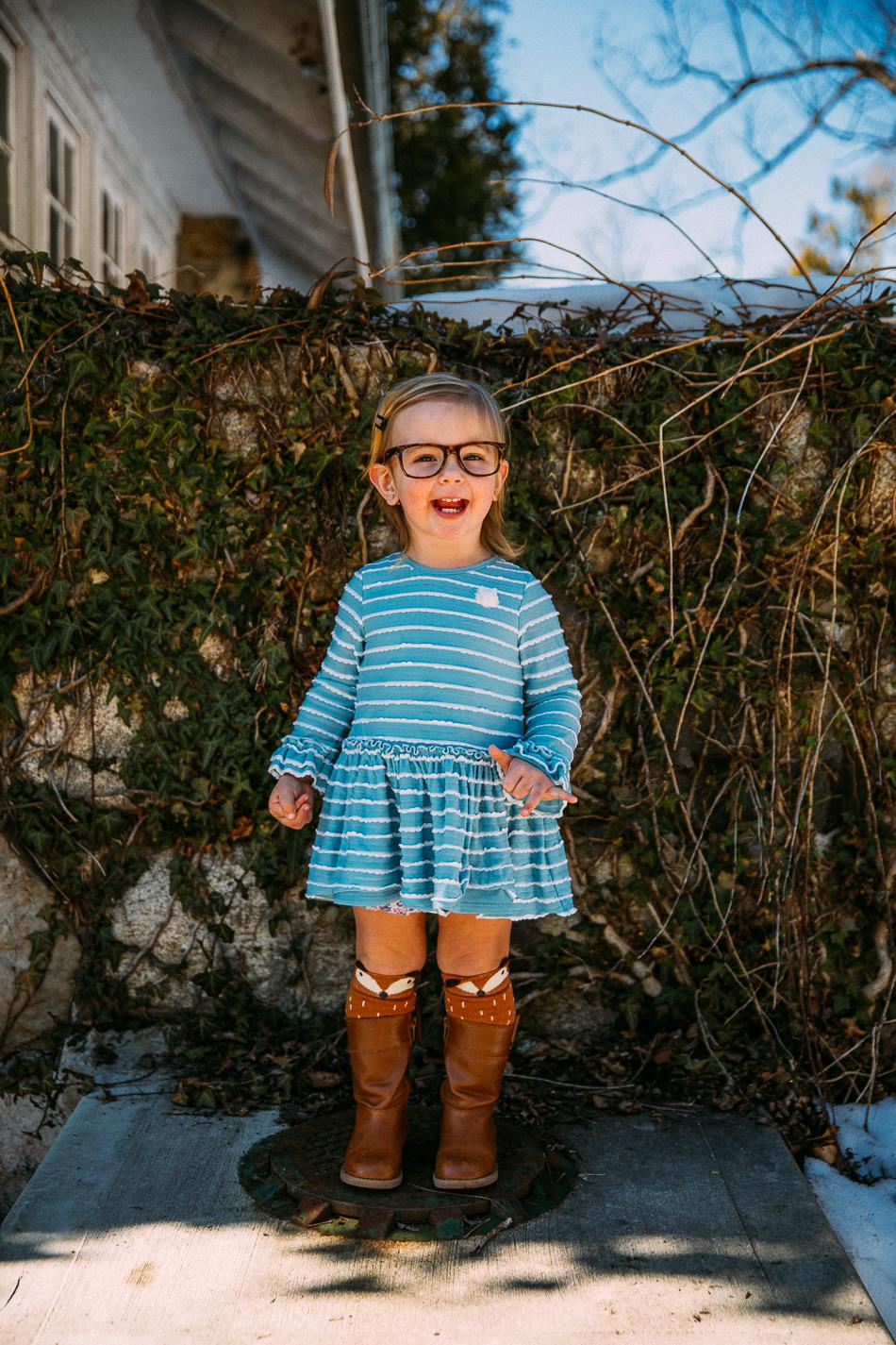 simple kids wardrobes // livelovesimple.com