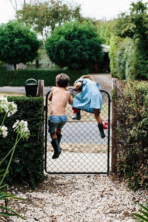 fence climbers