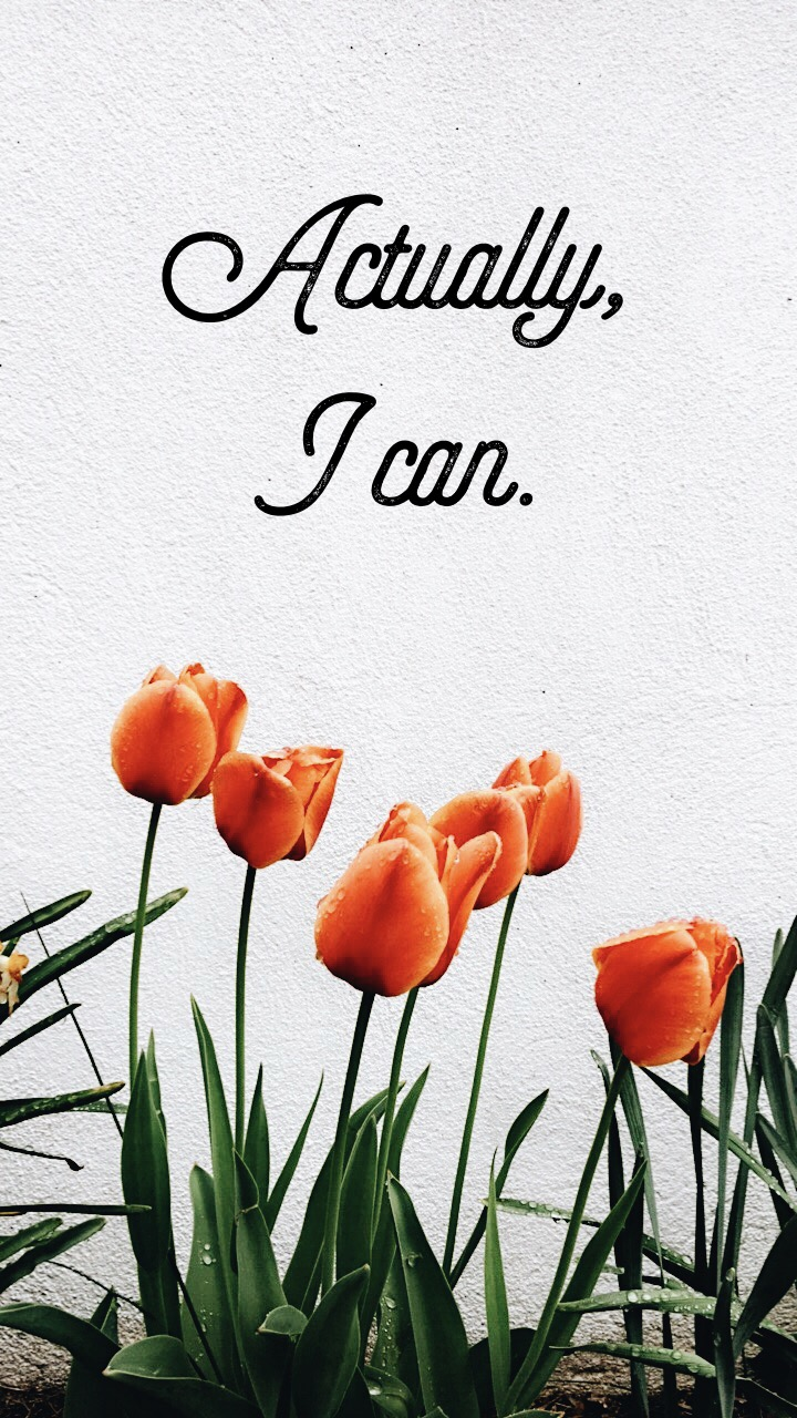 Actually, I can. // livelovesimple.com