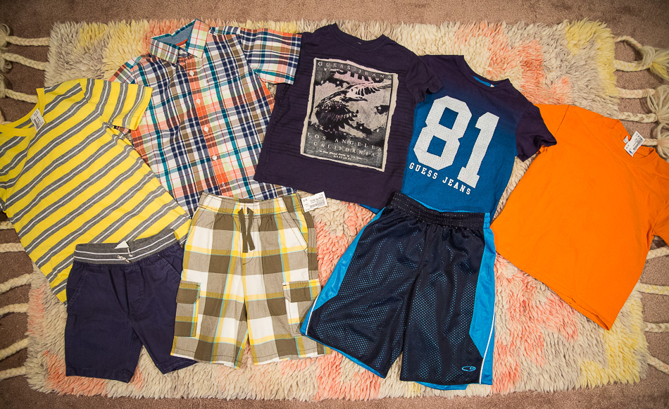 spring/summer kids consignment