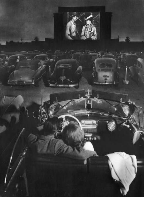 drive-in theater // livelovesimple.com
