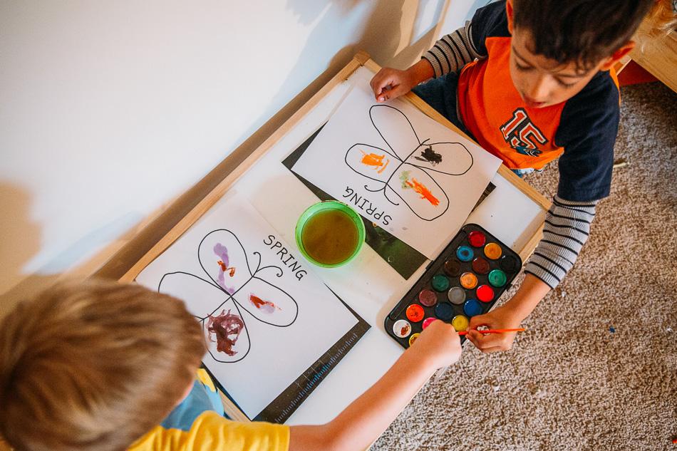 homeschooling // livelovesimple.com