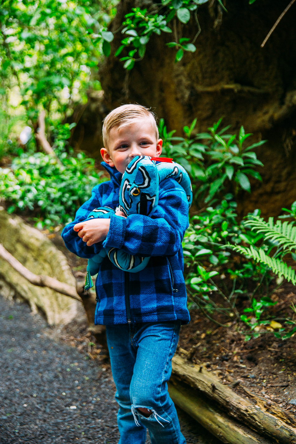 Roman's 4th Birthday // The Bronx Zoo – Live, Love, Simple.