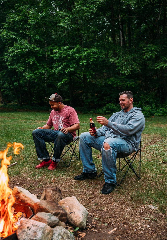 Family Camping 2017 // livelovesimple.com