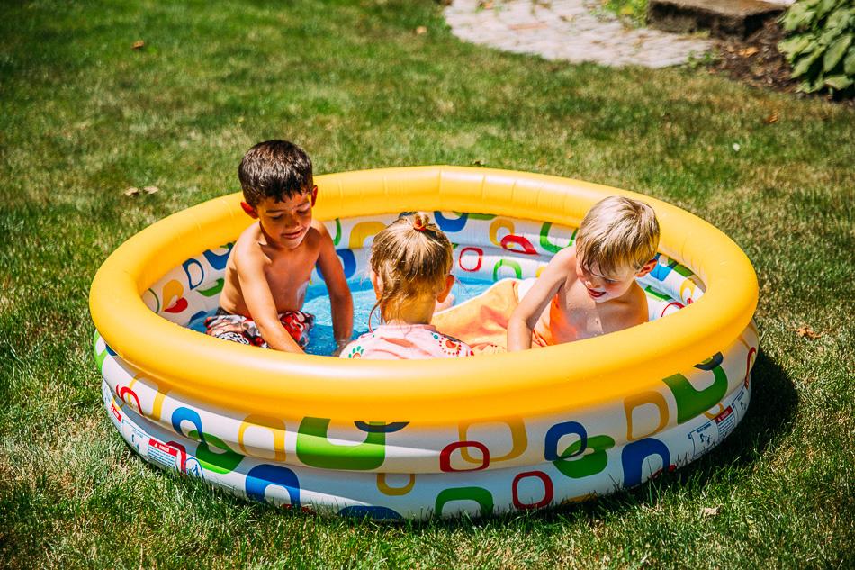 summer pool daze