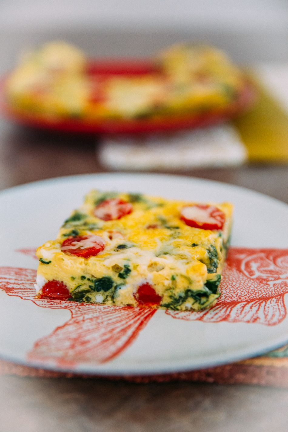 Frittata Recipe // LiveLoveSimple.com