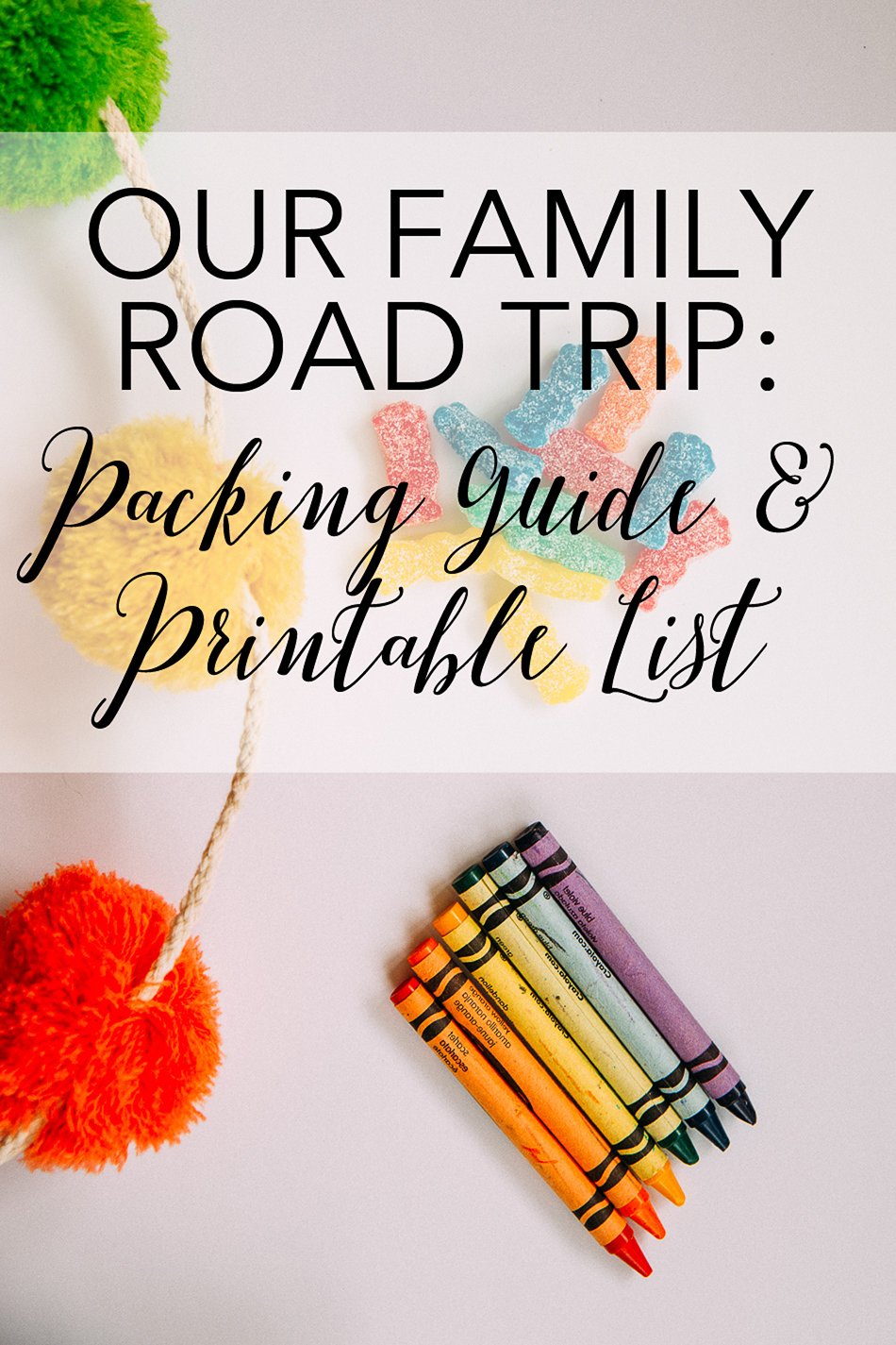 Our Family Road Trip // livelovesimple.com