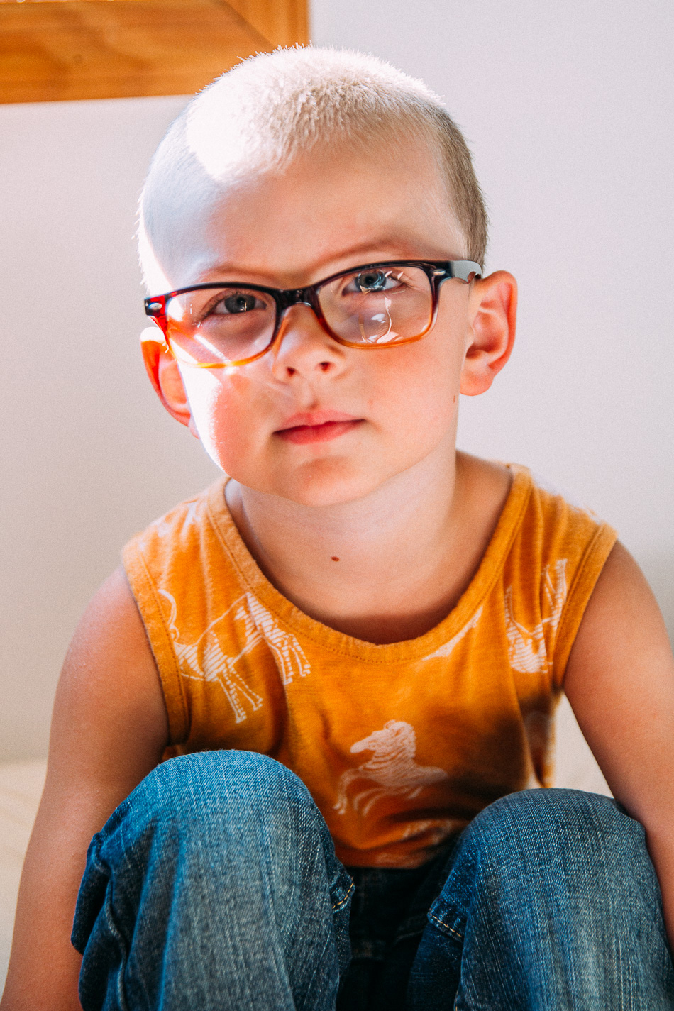 Back to School with JCPenney Optical // livelovesimple.com