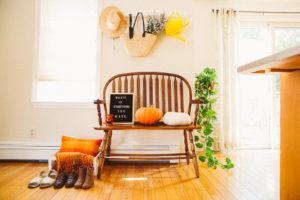 autumn morning // livelovesimple.com