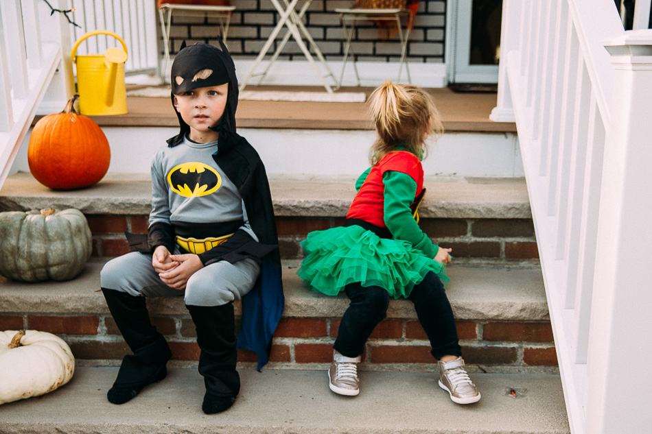 Halloween Party // livelovesimple.com
