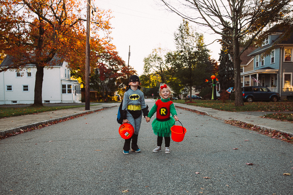 Trick-or-Treat // livelovesimple.com