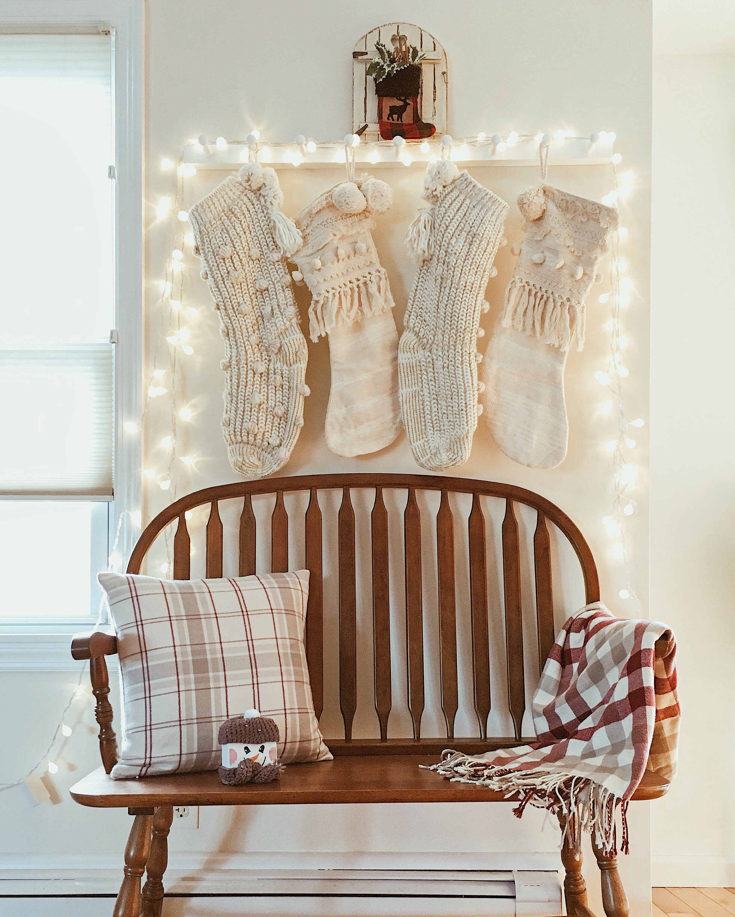 Merry & Bright // livelovesimple.com